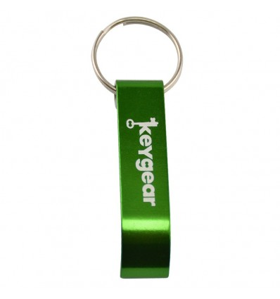 Ultimate Survival UST - Otwieracz do butelek / Brelok - Basic Bottle Opener Green - UKEY000537