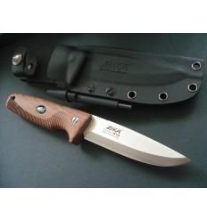 Eka - Nóż Nordic W12 - Wood /Drewniana okładzina/