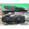 Schrade - Nóż Frontier Drop Point Fixed Blade - SCHF36