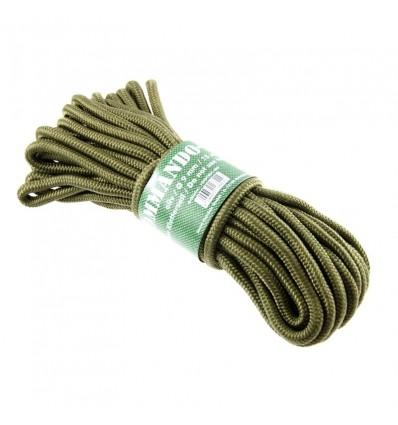 Mil-Tec - Linka 5mm - 15m - 220kg - Zielony