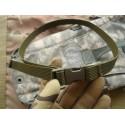 WISPORT - Trok z klamrą zatrzaskową - 100 cm /20mm/ - Olive