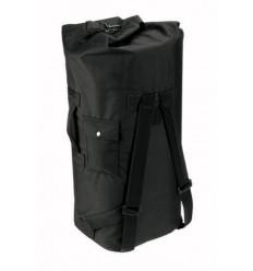 101 Inc. - Torba / Worek wojskowy, transportowy - Duffle Bag - Czarny