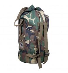 101 Inc. - Torba / Worek wojskowy, transportowy - Duffle Bag - Woodland