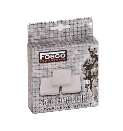 FOSCO - Paliwo stałe - 8 tabletek - Solid Fuel Tablets
