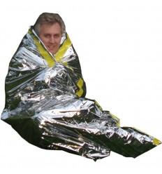 Fosco - Śpiwór termiczny / surwiwalowy - Emergency Sleeping Bag