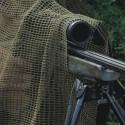 Fosco - Chusta snajperska / Siatka maskująca 83x88cm- Neck Scarf - Olive